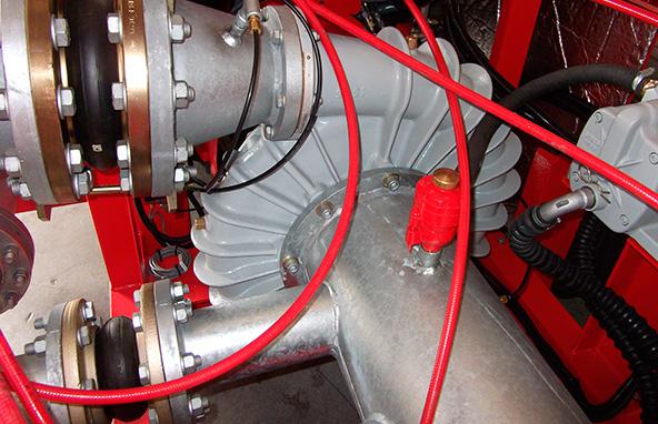 21 - 500 - 12 S pump - Component - 2