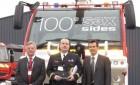 Sides fête son 100ème camion aéroportuaire France le S3X
