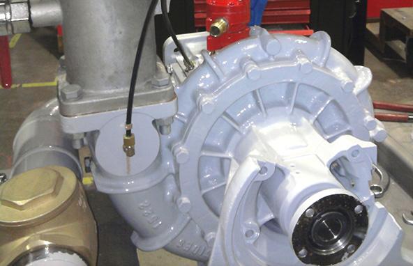SB 15-2000 pump - Component - 4