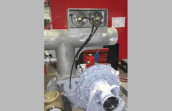SB 15-2000 pump - Component - 2