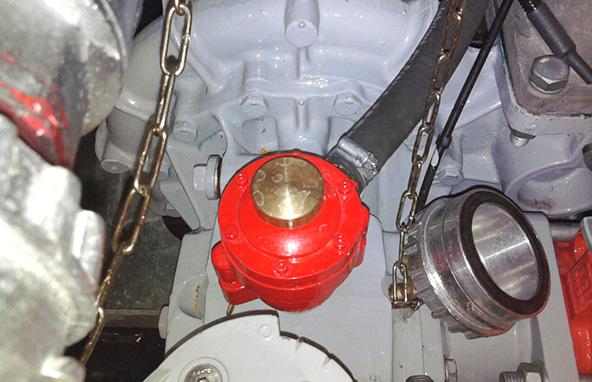 SB 15-2000 pump - Component - 3