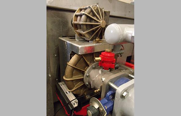 Pompe SB-40-400 - Composant sides - 3