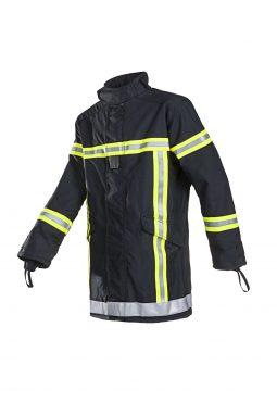 veste asqual anti feu niveau 2 v hicules de secours et de lutte contre l 39 incendie sides. Black Bedroom Furniture Sets. Home Design Ideas