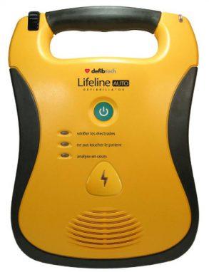 Defibrillateur DEA_DEFIBTECH