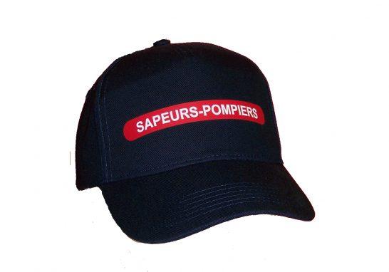 Casquette pompier_10x7