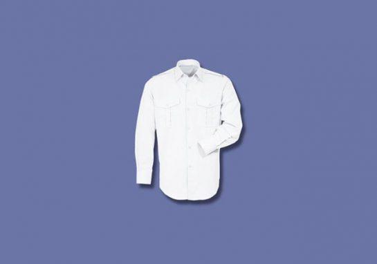 Chemise blanche avec pattes d'epaules_10x7