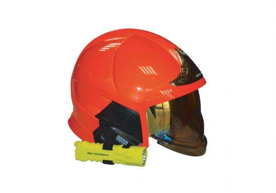 Plaquette lampe casque Pompiers Intersignaletic.eps