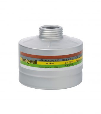 OK A168104, 1784000 HON Aluminium Filters A2B2E2K2P3