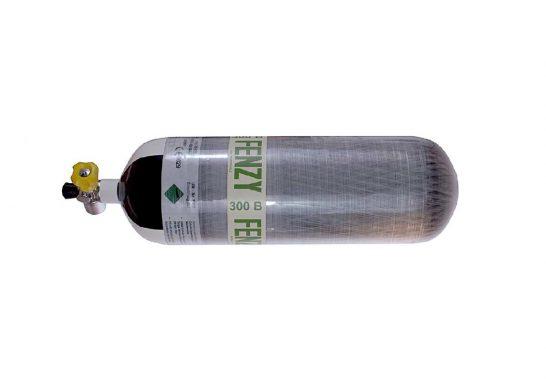 ST - 1822211 - 6.9L 300B composite cylinder 15yrs