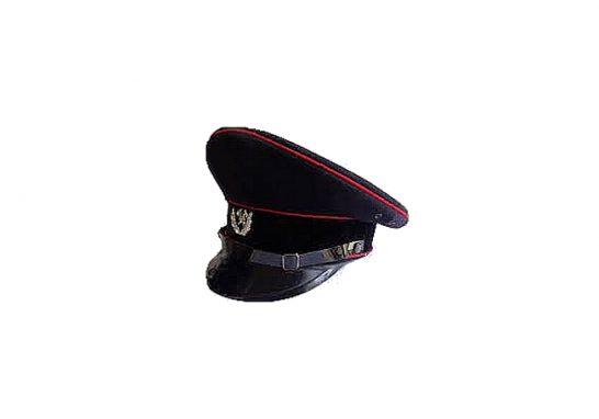 Casquette d'officier rigide_10x7